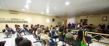 Técnicos do Centro de Referência de Assistência Social participam de capacitação do Programa Criança Alagoana - CRIA